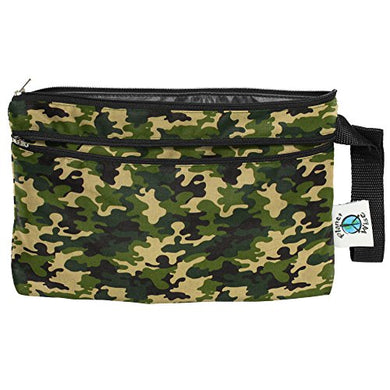 Planet Wise Clutch Wet/Dry Bag, Camo