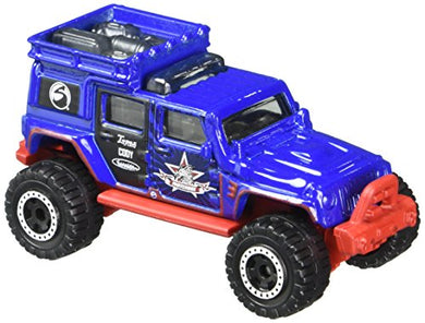 Matchbox Jeep Wrangler Superlift #119 2016 Series 1:64 Scale Diecast