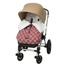 Load image into Gallery viewer, *Fall 2011 Collection* Petunia Pickle Bottom Stroller Snuggler Stroll - Travel Through Tivoli