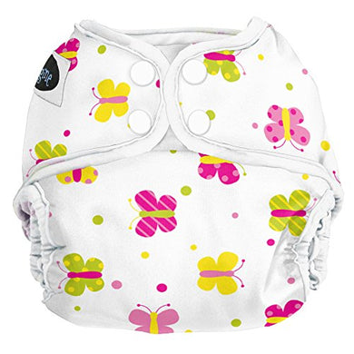 Imagine Baby Products Ai2 Shell 2.0 Snap Diapers, Flutter