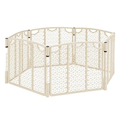 Evenflo Versatile Play Space, Cream