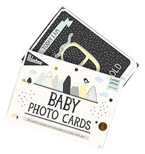 Load image into Gallery viewer, Milestone - Baby Photo Cards Over The Moon - Set Of 30 Photo Cards To Capture Your Baby'S First Year In Weeks, Months, And Memorable Moments