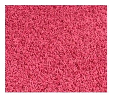 Dusty Pink Rose - 6' Square Custom Carpet Area Rug