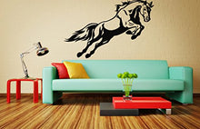 Load image into Gallery viewer, Wall Vinyl Sticker Decals Mural Room Design Pattern Art Decor Beauty Horse Animal Tail Nursery Bedroom Nature Mi1089