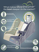 Load image into Gallery viewer, Hiccapop Day Dreamer Sleeper Baby Lounger Seat For Infants - Travel Bed - Bassinet Alternative, Charcoal Gray