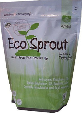 Eco Sprout Laundry Detergent (48/96 Loads, In The Bluff (Unscented))