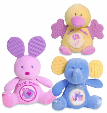 Asthma & Allergy Friendly Infant Teether Toy (Assorted)