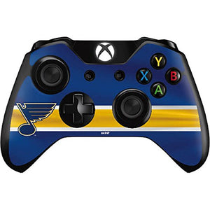 Nhl St. Louis Blues Xbox One Controller Skin - St. Louis Blues Jersey Vinyl Decal Skin For Your Xbox One Controller