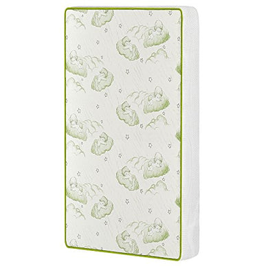 Dream On Me Breathable Two-Sided Inner Spring Play Yard Mattress, 3 Inch