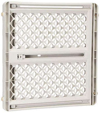 Pet Gate Iii Pressure Mounted White