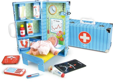 Vilac Doctor'S Toy Set