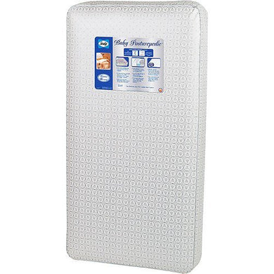 Sealy Posturepedic Baby Crib Mattress