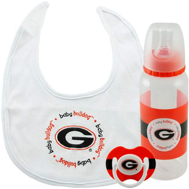 Baby Fanatic Gift Set,University Of Georgia