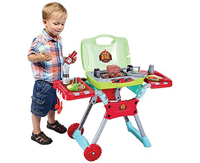 World Tech Toys Bbq Playset