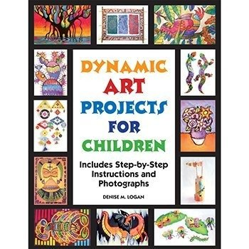 Dynamic Art Projects For Children - Crp1990