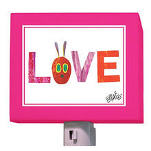 Load image into Gallery viewer, Oopsy Daisy Night Light, Eric Carle'S Very Hungry Love, 5 X 4