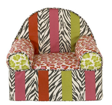 Cotton Tale Designs Baby'S 1St Chair, Here Kitty Kitty