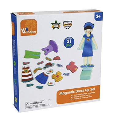 Windsor Magnetic Dress Up Set