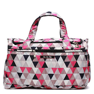 Jujube Super Star Oversized Weekender Travel Duffle Bag, Classic Collection - Pinky Swear