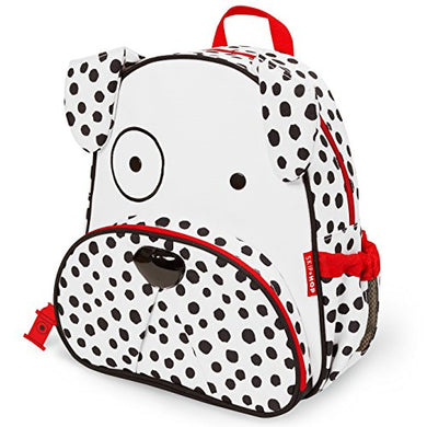 Skip Hop Toddler Backpack, 12  Dalmatian School Bag, Multi
