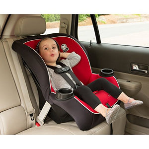Cosco Apt 50 Convertible Car Seat, Vibrant Red