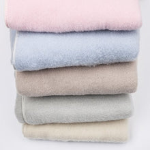 Load image into Gallery viewer, Lanacare Organic Merino Wool Baby Blanket, Soft Pink No Lace