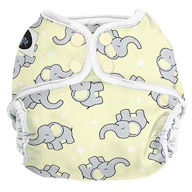 Imagine Baby Products Ai2 Shell 2.0 Snap Diapers, Trumpet