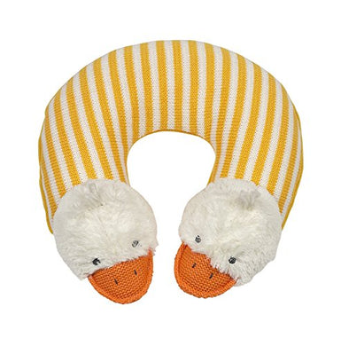 Maison Chic Travel Pillow, Quackers The Duck