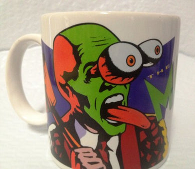 The Mask Collector'S Ceramic Mug 1994 By Applause
