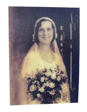 Load image into Gallery viewer, Haunted Memories Aunt Sarah 5 X 7 Changing Portrait