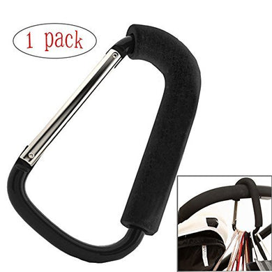 Phego Xl Stroller Hook , Perfect Stroller Accessories For Hanging Diaper Bags, Purses &Amp; More. Fits All Models Of Baby Stroller Travel Systems &Amp; Baby Joggers