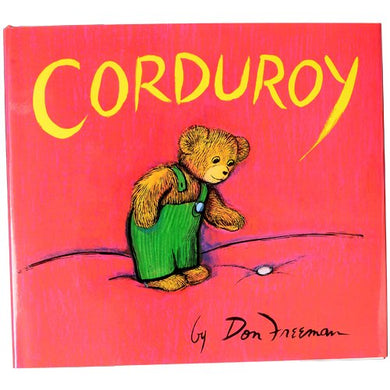 Constructive Playthings Vk-10 Children'S Classic Library - Corduroy 28 Pg. Hardcover Book, Grade: Kindergarten To 3, Age: 9.25  Height.16  Wide, 8.25  Length