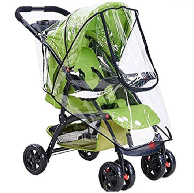 Baby Stroller Cover Universal Waterproof Rain Cover Dust Wind Shield Stroller Accessories Pushchairs