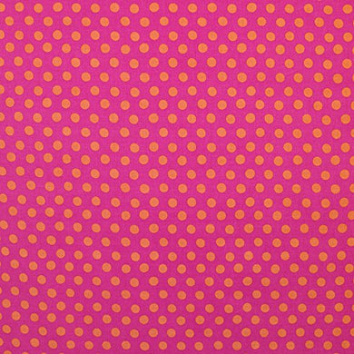 Cotton Tale Designs Sundance Dot Fabric, Pink