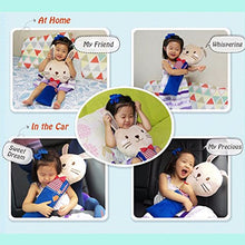 Load image into Gallery viewer, Car Seat Strap Shoulder Pads Covers For Kids Child - Safety Belt Pillow Lion
