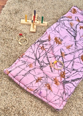 True Timber 71316 Snowfall Pink Napmat