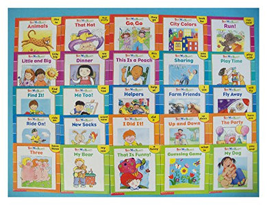 Sight Word Readers Learn To Read Children Books(25Pcs)