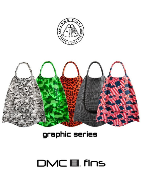 DMC GRAPHIC SERIES ELITE II ZEBRA