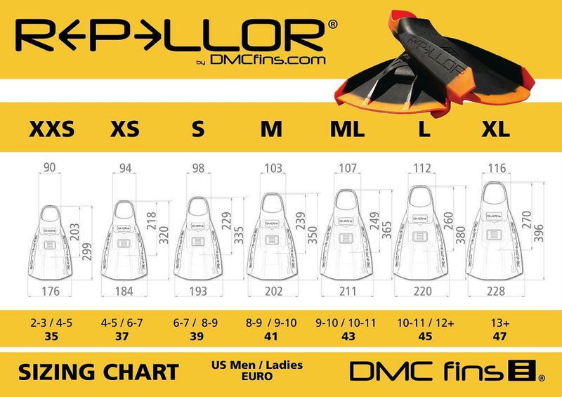 DMC GRAPHIC SERIES REPELLOR CARBON