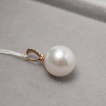 Load image into Gallery viewer, 美億年珠寶 Melinie Jewelry Co 項鍊 Necklace 鑽石 pearl diamond pendant 吊墜 項鍊