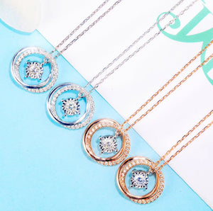 美億年珠寶 Melinie Jewelry Co 項鍊 Necklace 鑽石 diamond pendant