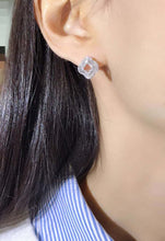 Load image into Gallery viewer, 美億年珠寶 Melinie Jewelry Co earring 耳環 耳釘 Diamond 鑽石