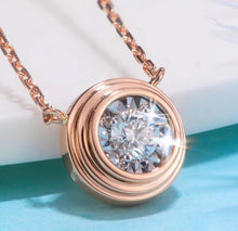 Load image into Gallery viewer, 美億年珠寶 鑽石 項鍊 頸鏈 吊墜 Melinie Jewelry Diamond Necklace Pendant