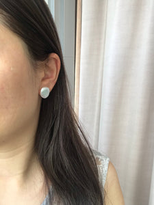美億年珠寶 巴洛克珍珠 14K 耳環 melinie jewelry baroque pearl earrings
