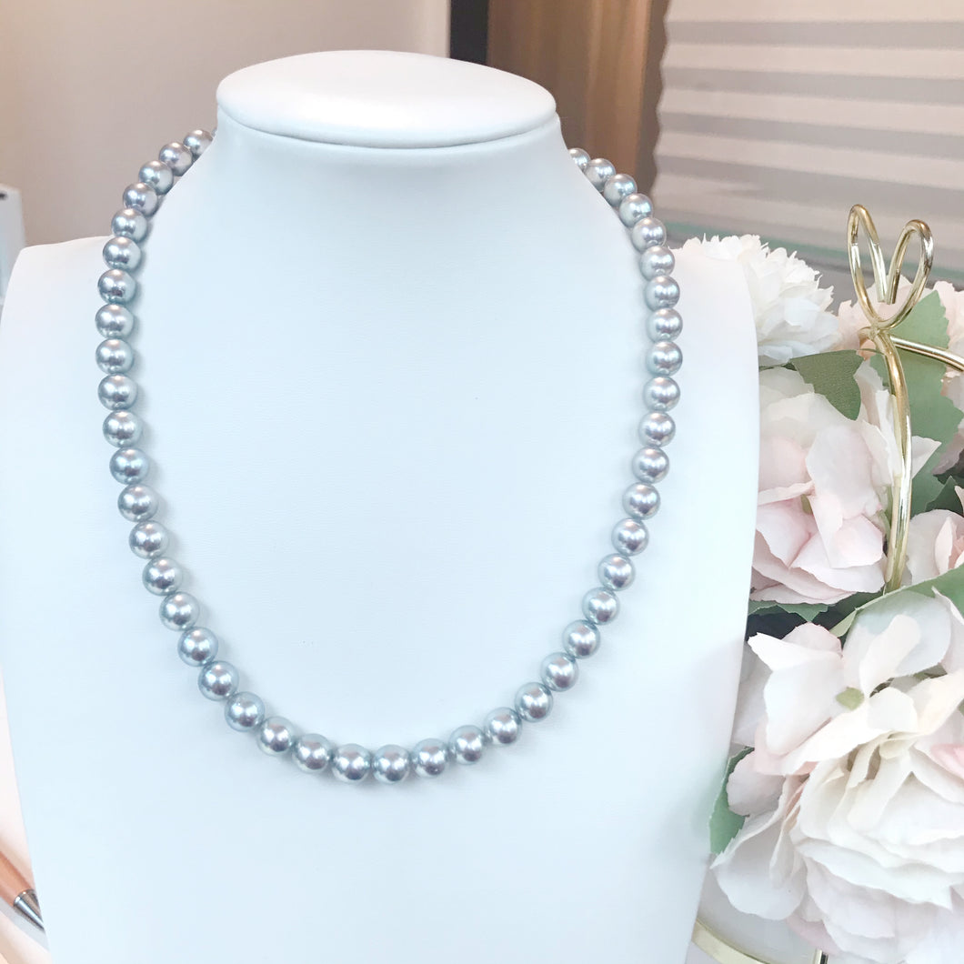 melinie jewelry necklace pearl akoya 美億年珠寶 真多麻 akoya 頸鏈