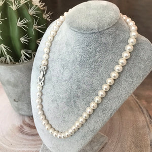 melinie jewelry freshwater pearl necklace 美億年珠寶 淡水珍珠頸鏈 項鍊