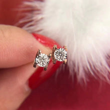 Load image into Gallery viewer, 美億年珠寶 Melinie Jewelry Co earrings 耳環 Diamond 鑽石