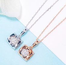 Load image into Gallery viewer, 美億年珠寶 Melinie Jewelry Co 項鍊 頸鏈 鑽石 diamond necklace pendant