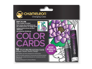 Chameleon Color Cards – Natur