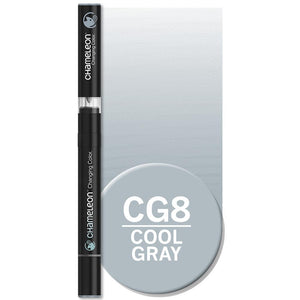 Chameleon Pen in Cool Gray CG8